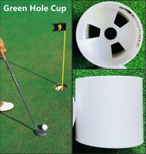 1pc A99 Golf Green Hole Cup Plastic Practice Aids Putting Putter