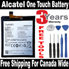 New Battery TLP030F2 F1 For Alcatel One Touch Idol 4S OT-6070 With Free Tools