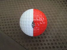 PING GOLF BALL-RED/WHITE PING #1 MERRY CHRISTMAS-STAR...9/10