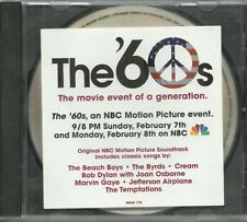 The 60'S Rare Promo BEACH BOYS Bob Dylan BYRDS Jefferson Airplane CREAM Animals