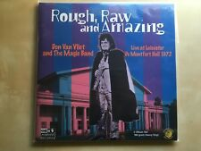 """Don Van Vliet And The Magic Band – Rough, Raw And Amazing - 12"""" DBL LP"""