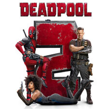Deadpool 2 (DVD) REGION 1 DVD (USA) Brand New and Sealed