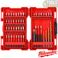 Milwaukee Screwdriver Bit Set 4932472057 SHOCKWAVE™ IMPACT DUTY 49 Piece