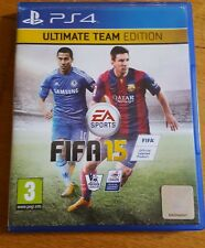 FIFA 15 Ultimate Team Edition PS4 Sony PlayStation