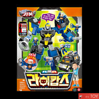 Hello Carbot RAYCOPS RAY COPS Police Transformer Robot Armored Car Toy 2019