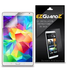 "1X EZguardz LCD Screen Protector Shield HD 1X For Samsung Galaxy Tab S 8.4"" WiFi"