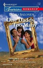 Harlequin NEW - One Daddy Too Many by Salonen, Debra # 1114 May
