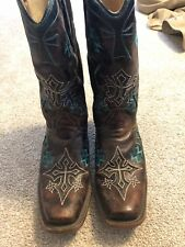 corral womens boots size 8