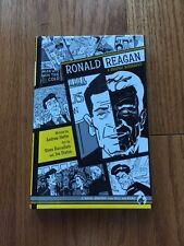 Ronald Reagan A Graphic Biography written Andrew Helfer Art by Steve Buccellato