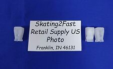 Qty. 100 Molded Inventory Control Clips Clear Wire Grid Peg Hook