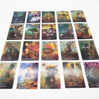 64 Cards Mystical Shaman Oracle Tarot Cards Game Card By Collete Baron-Reid Gift