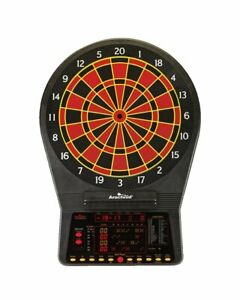 "Arachnid Premium Talking Electronic Dart Board (15.5"" Regulation size)  48 Games"