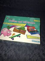 Dollars and kid sense Factory Sealed Money Management 5-12yrs Meets After School