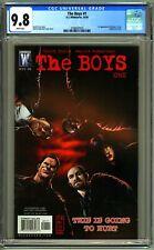 DC WILDSTORM THE BOYS #1 - CGC 9.8 - NM/MT 1st BUTCHER HUGHIE TERROR A-TRAIN