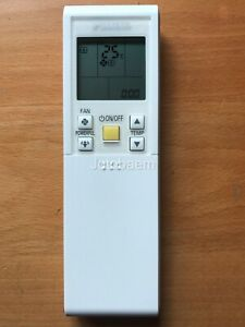 GENUINE Daikin FTXS60LVMA, FTXS71LVMA Original Air Conditioner Remote Control