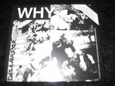 NEU + OVP CD Limited Remastered Edition Discharge – Why --- oi punk sex pistols