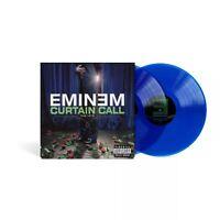 Eminem - Curtain Call BLUE 2 X  Color Vinyl SEALED. SHIPS NOW