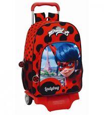 Miraculous Ladybug cartable à roulettes trolley L sac dos 42 cm primaire 265039