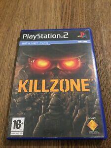 Killzone (Sony PlayStation 2, 2004) PS2