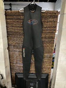 Blue Seventy Reaction Triathlon Wetsuit Men's size ML BlueSeventy Wet Suit
