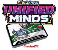 50 x Unified Minds Pokemon TCG Online Booster Code PTCGO SENT IN GAME FAST!!