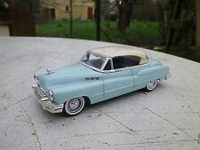 SOLIDO FRANCE Age d'or BUICK 1950 cabriolet de 1987 comme neuf sans boite