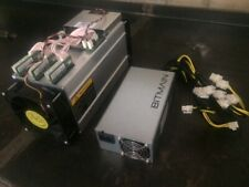Bitmain Asic ANTMINER S9 13.5TH/s with PSU power