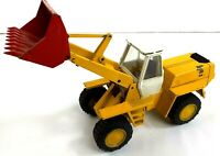 Vintage 1/35 NZG Modelle JCB 418 No 142 Articulated Loader Die Cast Metal Model