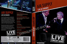 Air Supply Live in Toronto. New DVD