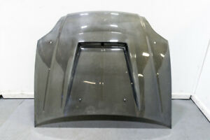 Used Honda Civic EK9 Aftermarket Carbon Fiber Hood 1997-2001