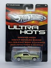Hot Wheels Ultra Hots '67 Mustang With Real Riders