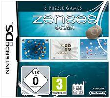 Nintendo DS: Zenses Ocean 6 Puzzle Game
