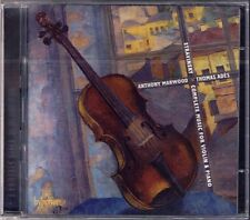 Anthony Marwood, Thomas Stade: Stravinsky 2cd Violin Duo concertant Tango Danse