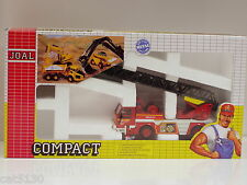 Fire Truck w/ Ladder - 1/50 - Joal #173 -  MIB