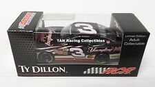 Ty Dillon 2014 Lionel/Action #3 Yuengling Light Camaro Diecast 1/64 FREE SHIP