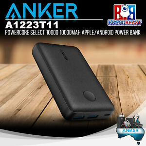 Anker A1223T11 PowerCore Select 10000 10000mAh Apple/Android Power Bank