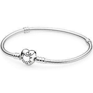 Original PANDORA® Herz Armband 590719 Silber + Pandora Geschenkbox