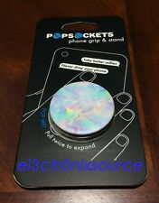 NEW PopSockets Single Phone Grip PopSocket Universal Phone Holder - Opal