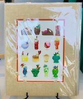 Disney WonderGround Gallery Trader Sams Taste of Tiki Deluxe Print by Ann Shen