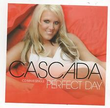 Cascada Perfect Day 2009 Limited Edition Promo Remixes CD