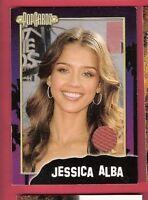 JESSICA ALBA ACTRESS WORN RELIC SWATCH MEMORABILIA card POPCARDZ FANTASTIC 4