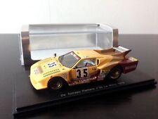 Spark 1/43 De Tomaso Pantera #35 Le Mans 1979 S0528