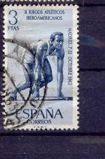 Spanien_1962 Mi.Nr. 1345 Ibero-Amerikanische Spiele