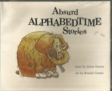 Absurd Alphabedtime Stories by Julius Hunter (1976, Hardcover)