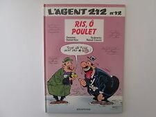 AGENT212 AGENT 212 T12 EO1990 TBE/TTBE RIS O POULET