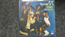 Boney M. - Sunny 7'' Single SPAIN DIFFERENT COVER