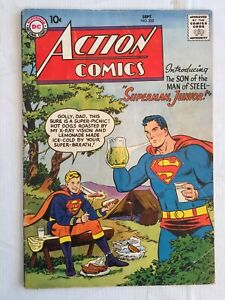Action Comics #232 - FN