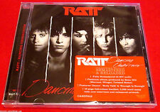 RATT - DANCING UNDERCOVER - REMASTERED CD - ROCK CANDY - Brand new