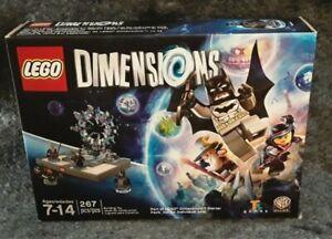 Lego Dimensions Starter pack, No Portal