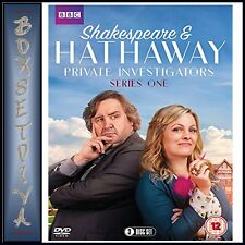 SHAKESPEARE & HATHAWAY: PRIVATE INVESTIGATORS - SERIES ONE **BRAND NEW DVD